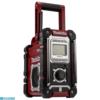 Kép 1/2 - Makit DMR108AR Akkus rádió bordó színű (akku és töltő nélkül)