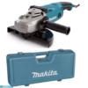 Kép 1/3 - Makita GA9020RFK Sarokcsiszoló 230mm, 2200W, lágyindítás + Koffer