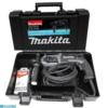 Kép 3/3 - Makita HR2470BX40 SDS-Plus Fúró-vésőkalapács, 780W, kofferben, fúrószár készlet