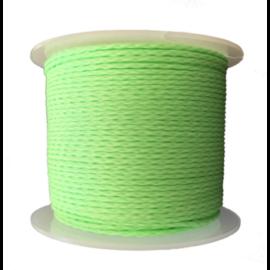 Vormann 008002020GN Kőműves zsinór 2mm/100m zöld, fluoreszkálós