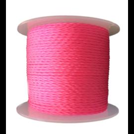 Vormann 008002020PIF Kőműves zsinór 2mm/100m rózsaszín, fluoreszkálós