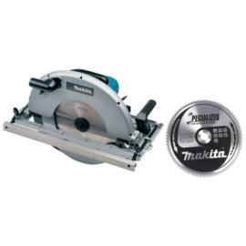 Makita 5143R Körfűrész+ B-17697 körfűrészlap 2200W