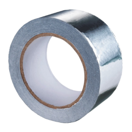 Bautool 217797 Ragasztószalag alumínium 48mmx25m