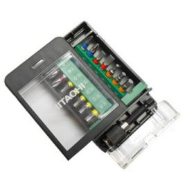 Hikoki 40018010 bit és csavarozó készlet (15db-os)
