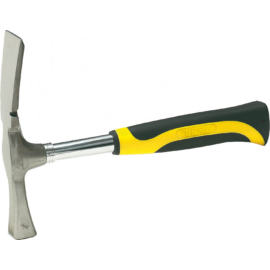 Bautool 4547300 Kőműves kalapács soft 600g acélnyéllel