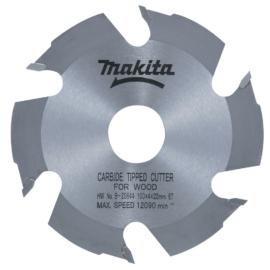 Makita  B-20644 lapostiplimaró tárcsa 100/22mm Z6