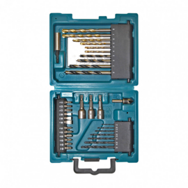 Makita D-36980 34db-os fúró-csavarbehajtó készlet
