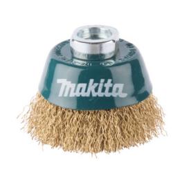 Makita D-39746 Hullámos drótkorong csésze M14 sárgaréz