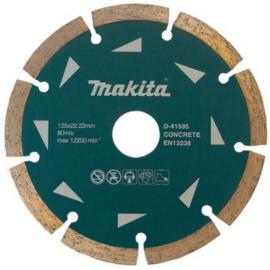 Makita D-41595 Gyémánttárcsa, szegmenses long-life