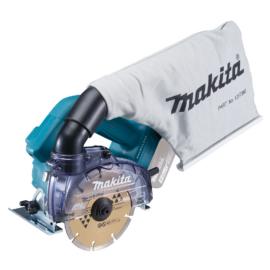 Makita DCC500Z 18V Akkus száraz gyémántvágó 125mm (akku és töltő nélkül)