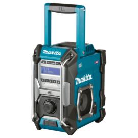 Makita MR003GZ akkus rádió 40V(akku és töltő nélkül)