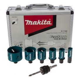 Makita B-11988 Ezychange körkivágó készlet 6 részes