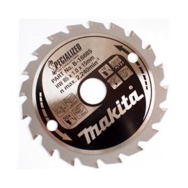 Makita B-08361 Körfűrészlap Makforce 190/15,88mm Z24