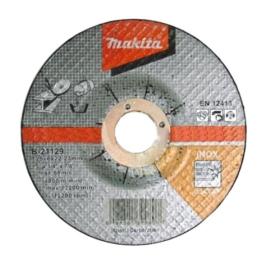Makita B-21129 Csiszolótárcsa INOX 125x6,0mm A24R
