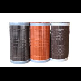 Komplex TK100101 Basic Roll kúpalátét barna 5fm/tekercs