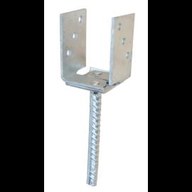 Bautool CSBA71131 állítható, betonozható oszloptalp