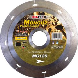 Diatech MG115 Mongúz gyémánttárcsa