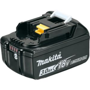 Makita 632G12-3 18V 3,0Ah Li-ion akkumulátor BL1830B