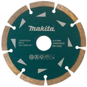 Makita D-41595 Gyémánttárcsa 125mm, szegmenses