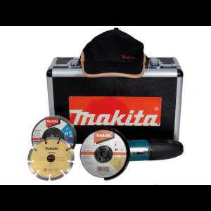 Makita GA5030RSP4 Sarokcsiszoló 125mm, 710W + koffer