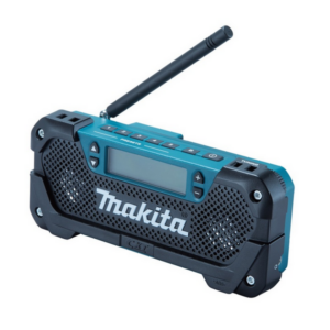 Makita MR052 10,8V Akkus rádió (akku és töltő nélkül)