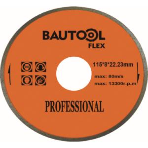 Bautool RQCP002 Gyémánttárcsa folyamatos élű 8/110 mm