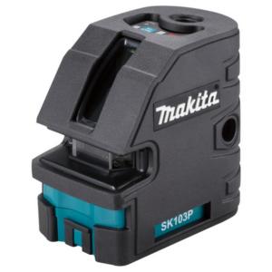 Makita SK103PZ Önbeálló kombinált pont és kereszlézer