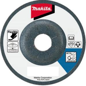 Makita B-18312 Flexibilis csiszolótárcsa 125x3mm FÉM
