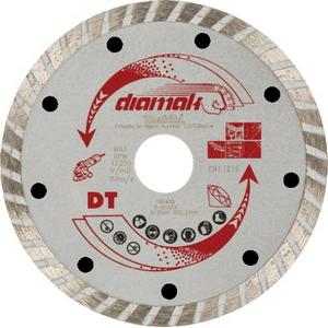 Makita D-61151 Gyémánttárcsa 115mm Diamak turbó
