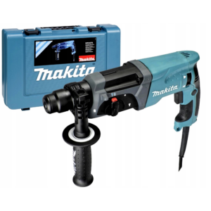 Makita HR2470 SDS-Plus fúró-vésőkalapács, 780W, kofferben
