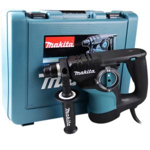 Makita HR2810 SDS-Plus fúró-vésőkalapács, 800W, kofferben