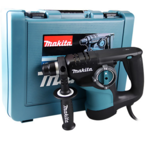 Makita HR2810 SDS-Plus fúró-vésőkalapács, 800W, kofferben