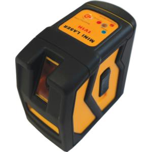Bautool TG101 Önbeálló kereszt és vonal lézer