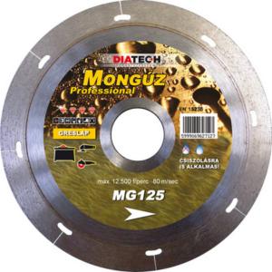Diatech Mongúz gyémánttárcsa 125mm