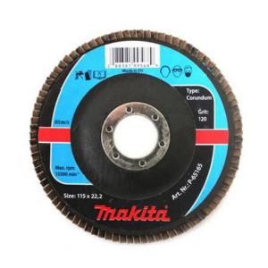 Makita P-65171 Lamellás csiszolókorong - 125mm, fém, 40-es szemcse