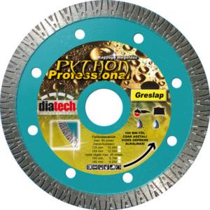 Diatech Python gyémánttárcsa 115mm