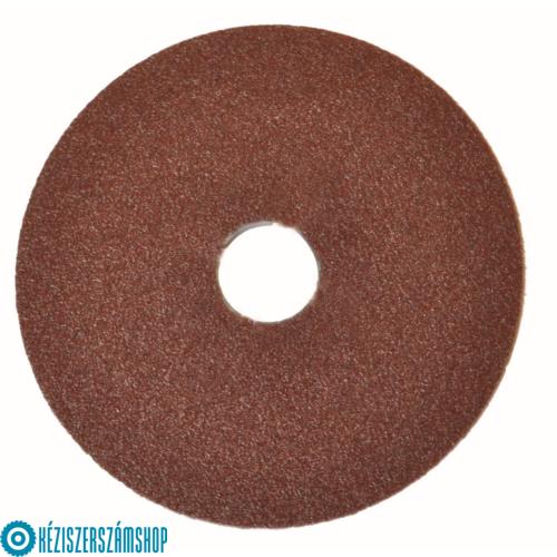 Bautool 0203225/P80 Csiszoló lap leszorítós gumi tányérhoz 125 mm