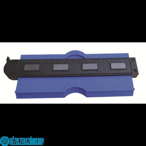 Bautool 2680060802 Formaátjelölő sablon, rögzíthető, 250 mm