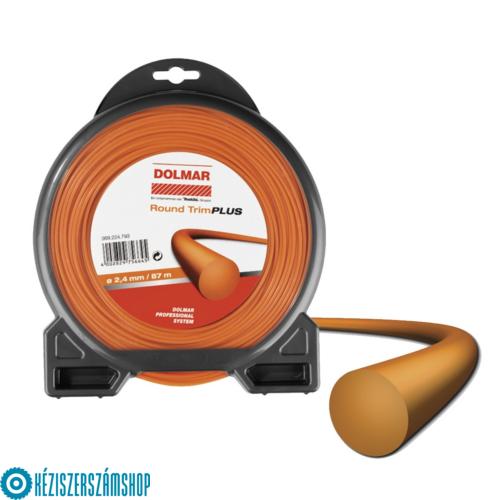 Dolmar 369224793 damil kerek 2,4mm, 87m narancs