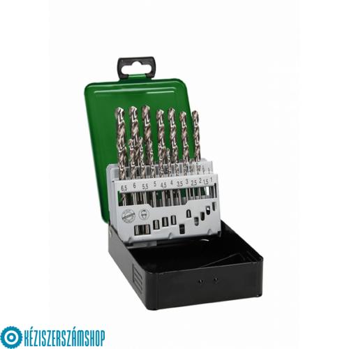 Hikoki 780466 hengeres befogású HSS-G fém fúrószár készlet 1-10mm