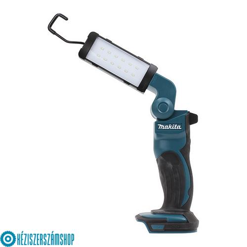 Makita DEBDML801 14,4-18V akkus LED kifordítható lámpa (akku és töltő nélkül)