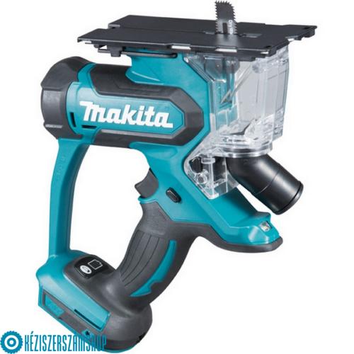 Makita DSD180Z 18V Akkus gipszkarton vágó (akku és töltő nélkül)
