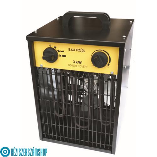 Bautool IFH01-33H-13 Elektromos hőlégbefúvó 3kW/220V