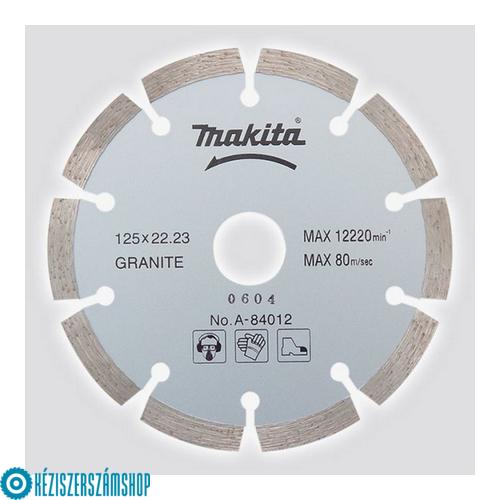 Makita A-84012 Gyémánttárcsa 125mm