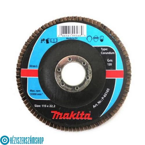 Makita P-65171 Lamellás csiszolókorong 125mm