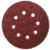 Makita P-43549 Excenterpapír tépőz. barna 125mm K60 10db