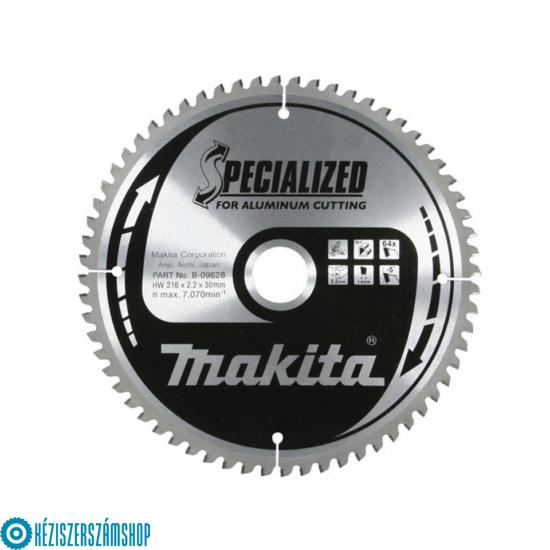 Makita D-61880 Körfűrészlap STANDARD ALU 260/30mm Z120