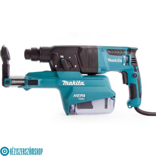 Makita HR2651TX2 SDS-Plus fúró-vésőkalapács 800W 2,4J